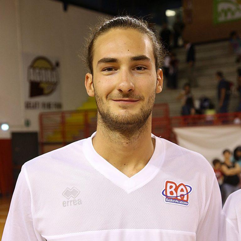Pre campionato 2018/2019 – Jonas Bracci!