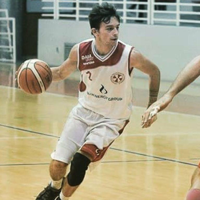 Pre campionato 2018/2019 – Iacopo Demarchi!