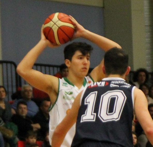 Pre campionato 2018/2019 – Leonardo Cervellera!
