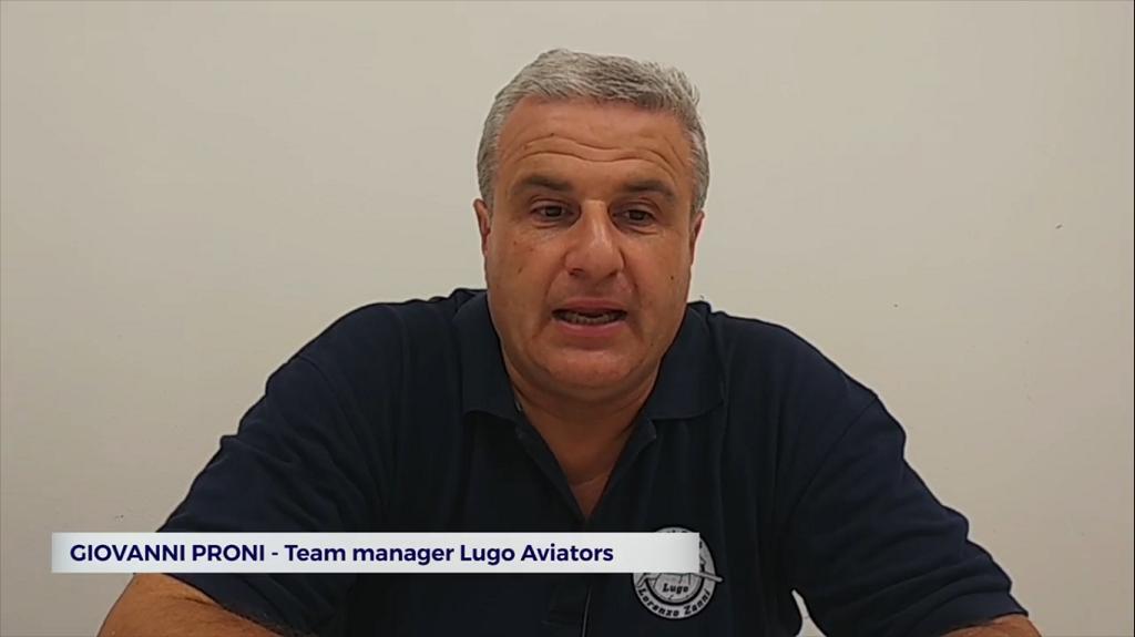 Pre-campionato 2018-2019 – Giovanni Proni a Teleromagna!