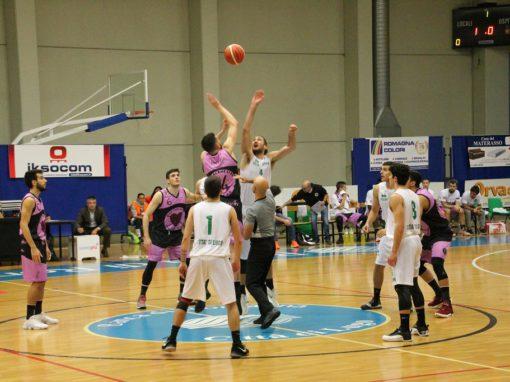 2018/2019 Serie B > Basket Lugo – Pallacanestro Crema