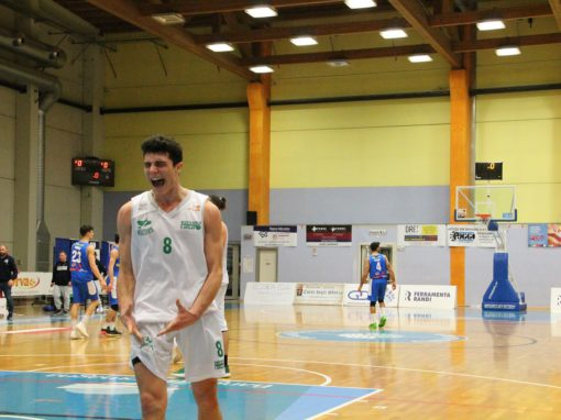 2018/2019 Serie B > Basket Lugo – Agribertocchi Orzinuovi