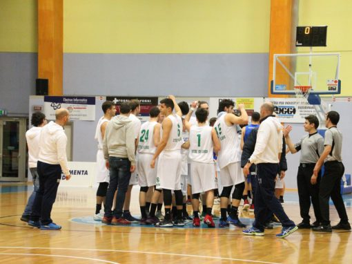 2018/2019 Serie B > Basket Lugo – Rimadesio Desio
