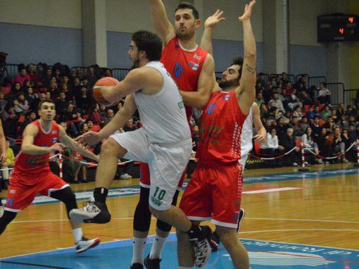 2018/2019 Serie B > Basket Lugo – Sinermatic Ozzano
