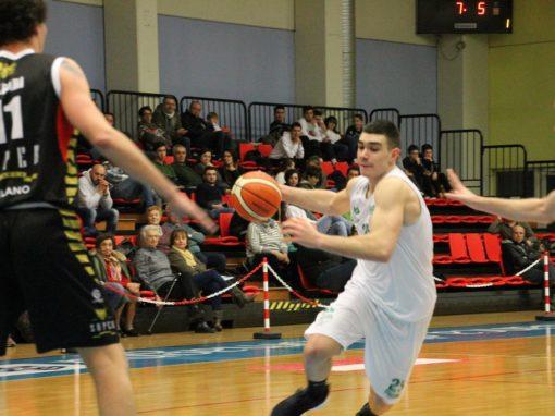 2018/2019 Serie B > Basket Lugo – Super Flavor Milano