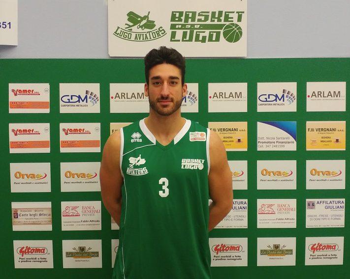 Umberto Pietrini per il Basket Lugo!!!