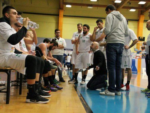 2018/2019 Serie B > Basket Lugo – Gimar Basket Lecco