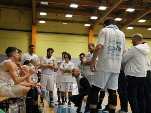 2018/2019 Serie B > Basket Lugo – Juvi Cremona 1952 Ferraroni
