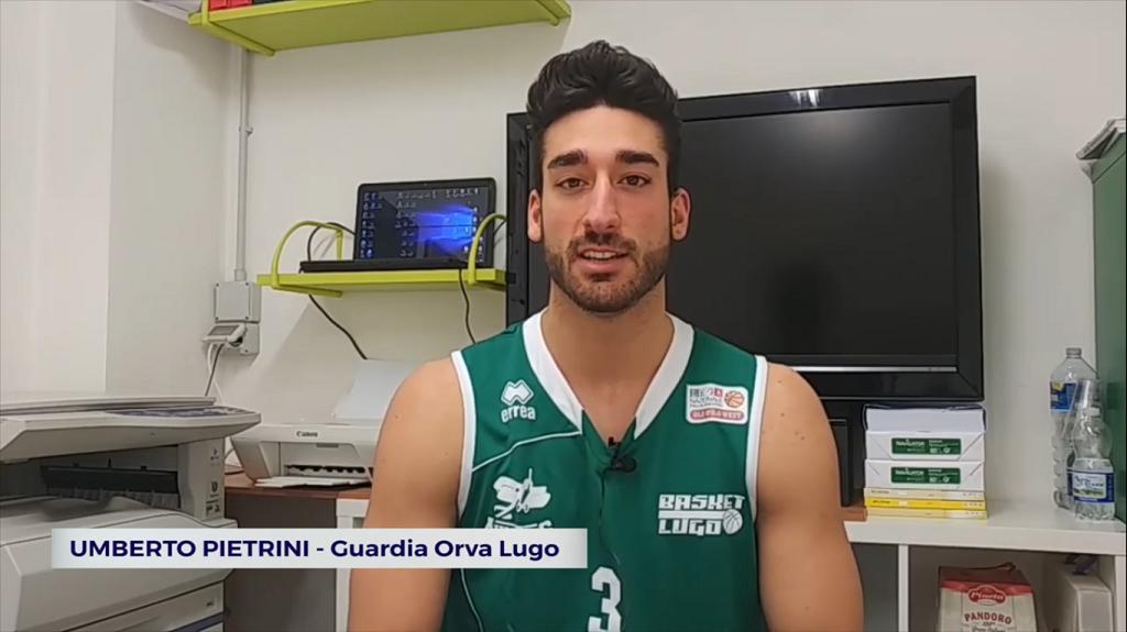 Umberto Pietrini per Teleromagna