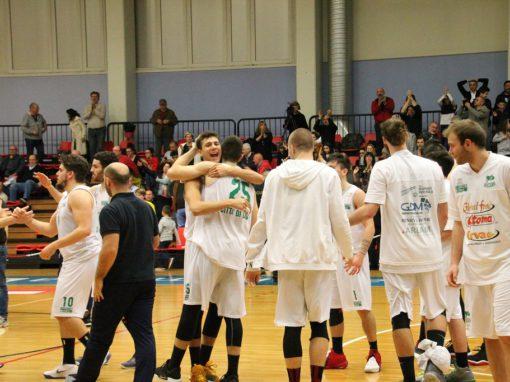 2018/2019 Serie B > Basket Lugo – Antenore Energia Virtus Padova