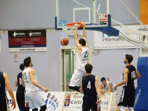2018/2019 Serie B > Basket Lugo – Bmr Basket 2000 Reggio Emilia