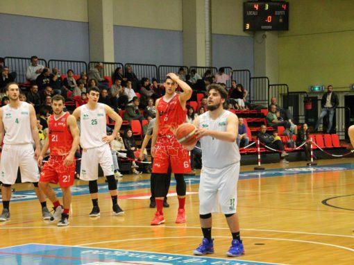2018/2019 Serie B > Basket Lugo – Lissone Interni Bernareggio