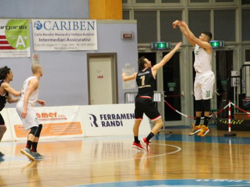2018/2019 Serie B > Basket Lugo – Tramarossa Vicenza