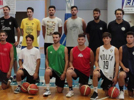 Primo allenamento 2019 – 2020