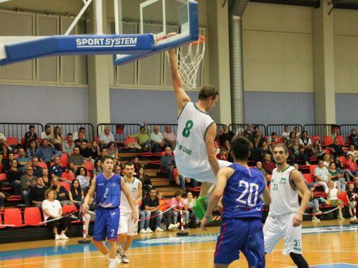 2019/2020 Campionato C Gold > Basket Lugo – Molix Pallacanestro Molinella