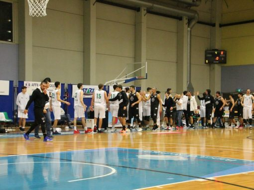 2019/2020 Campionato C Gold > Basket Lugo – Gaetano Scirea Bertinoro