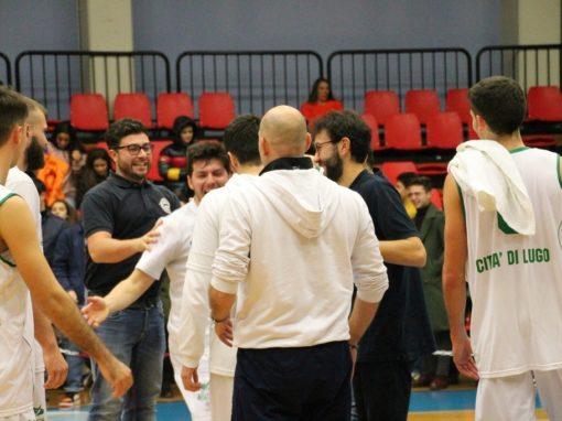 2019/2020 Campionato C Gold > Basket Lugo – Virtus Medicina