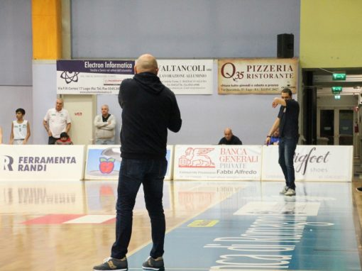 2019/2020 Campionato C Gold > Basket Lugo – Pallacanestro Fiorenzuola 1972