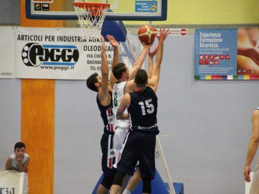 2019/2020 Campionato C Gold > Basket Lugo – BMR Basket 2000 Reggio Emilia