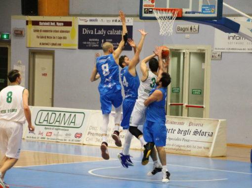 2019/2020 Campionato C Gold > Basket Lugo – Pol. Arena Montecchio