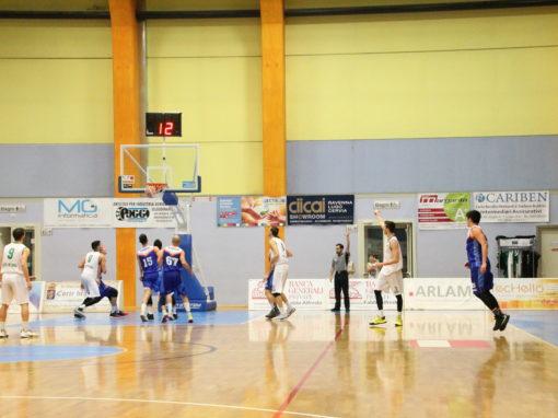 2019/2020 Campionato C Gold > Basket Lugo – Anzola Basket 2018