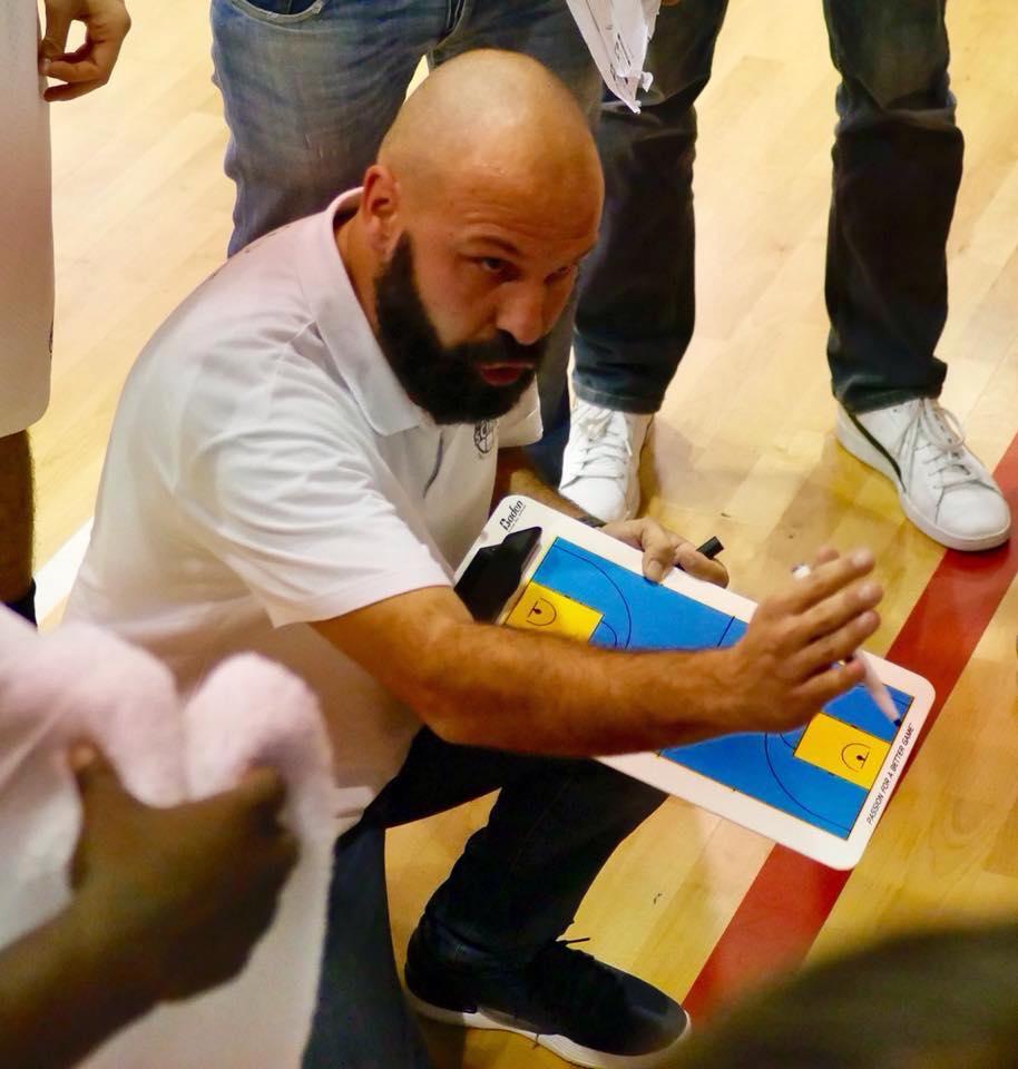 Alessandro Tumidei è il nuovo allenatore del Basket Lugo!!!