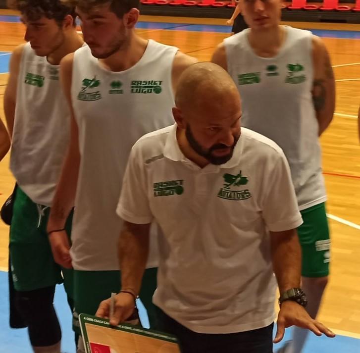 Coach Tumidei sulla possibile ripresa del campionato: mi andrebbe bene qualsiasi formula!