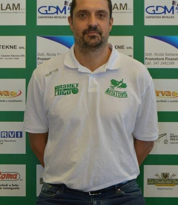 Marcello Casadei torna sulla panchina degli Aviators