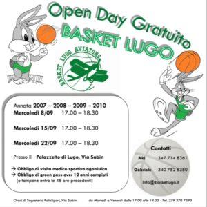 Vieni a giocare a Basket con noi?